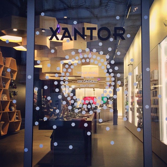 xantor is getting festive! Joyeux Nol!
