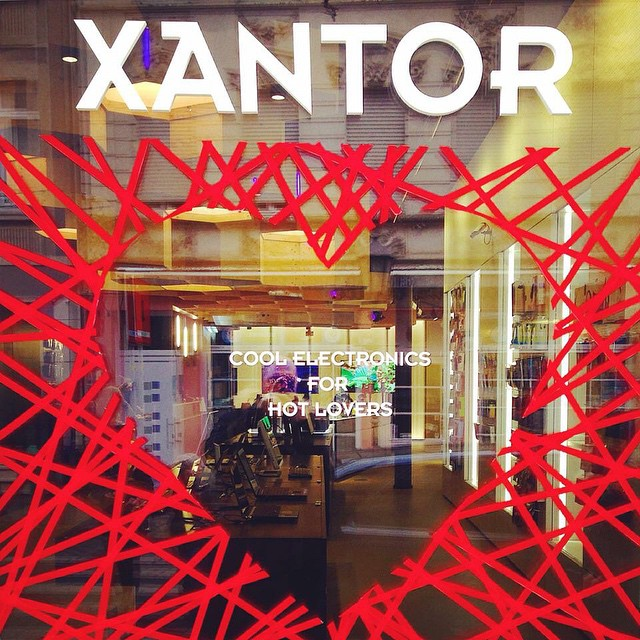 Cool electronics for hot lovers! valentine xantor