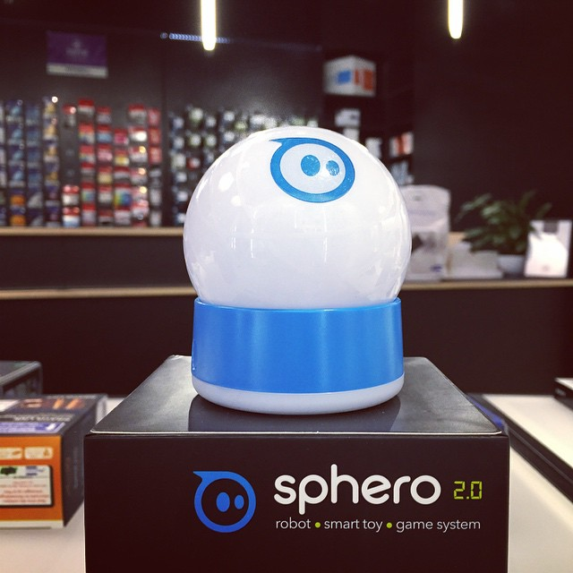 So fun! sphero